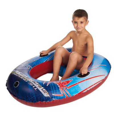 The Amazing Spiderman Inflatable Float Beach Toy
