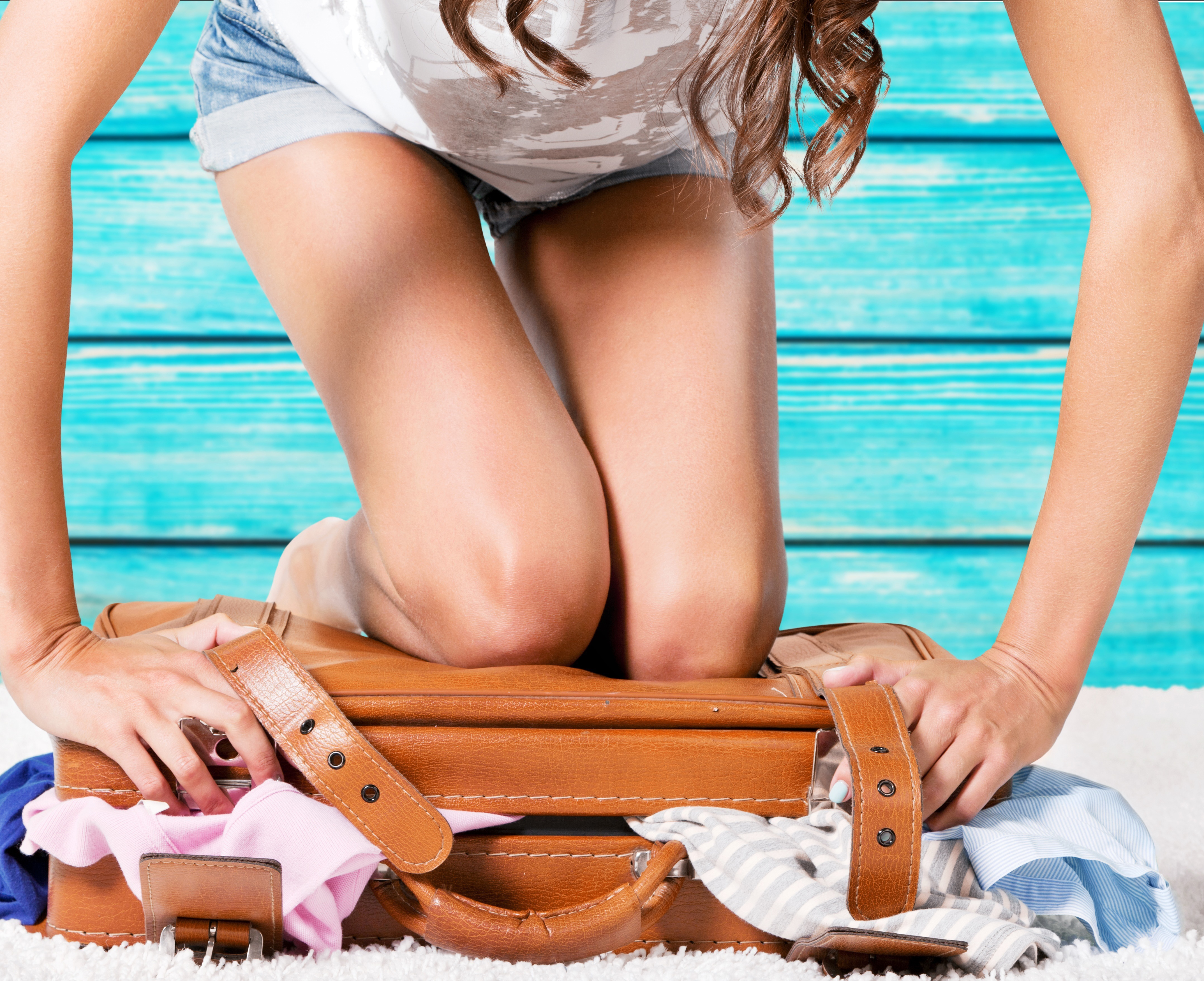 The Ultimate Suitcase Packing Guide