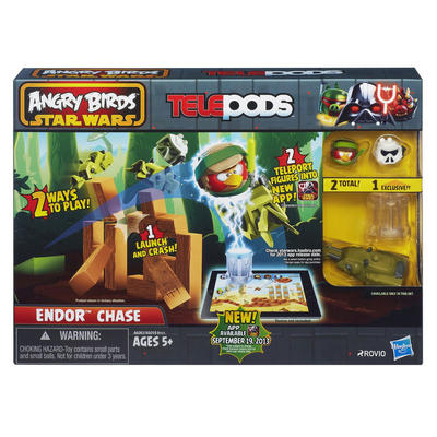 Angry Birds Star Wars TelePods Vehicle Pack - Endor