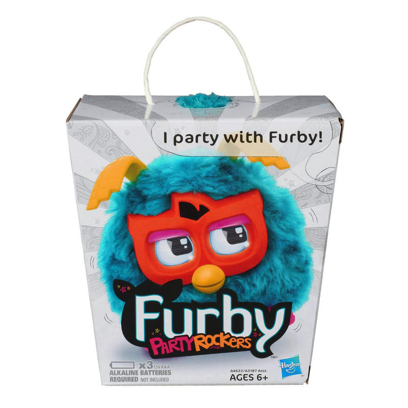 a description of a furby as an interactive pet Shop furby connect toy - blue furby connect electronic pet the furby connect creature is one physical and digital play come together with this interactive.