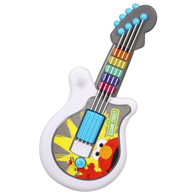 Playskool Musical Toys : Playskool sesame street elmo guitar musical toy for ages