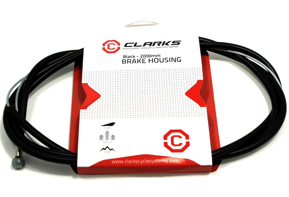 CLARKS 5095 Rear Galvanized Brake Cable