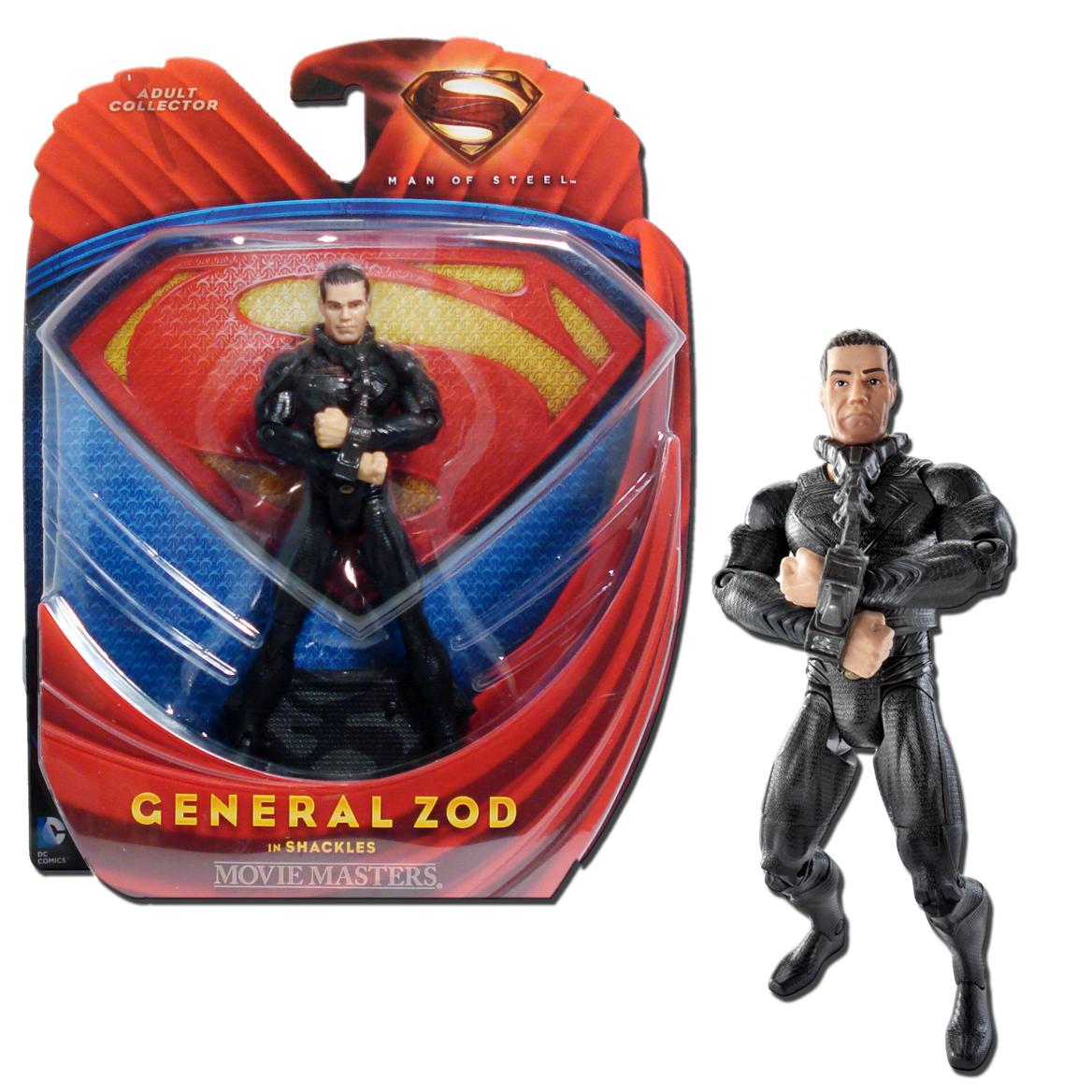 Superman Man Of Steel Movie Toy