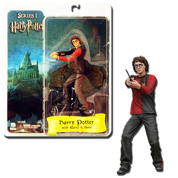 Best Harry Potter Toys And Figures : Harry potter series action figure neca