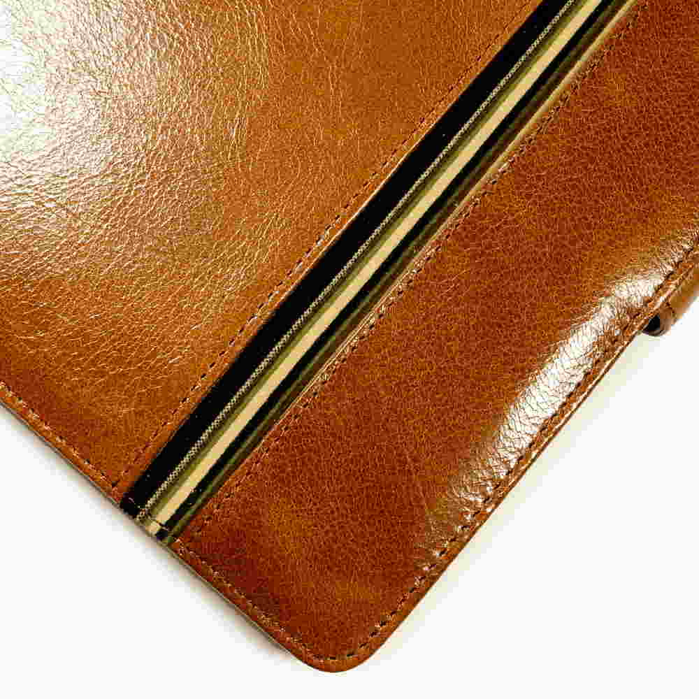 low priced 36ce7 33ef0 Details about Alston Craig Alston Craig Genuine Leather Stand Case Cover  for iPad Pro 12.9