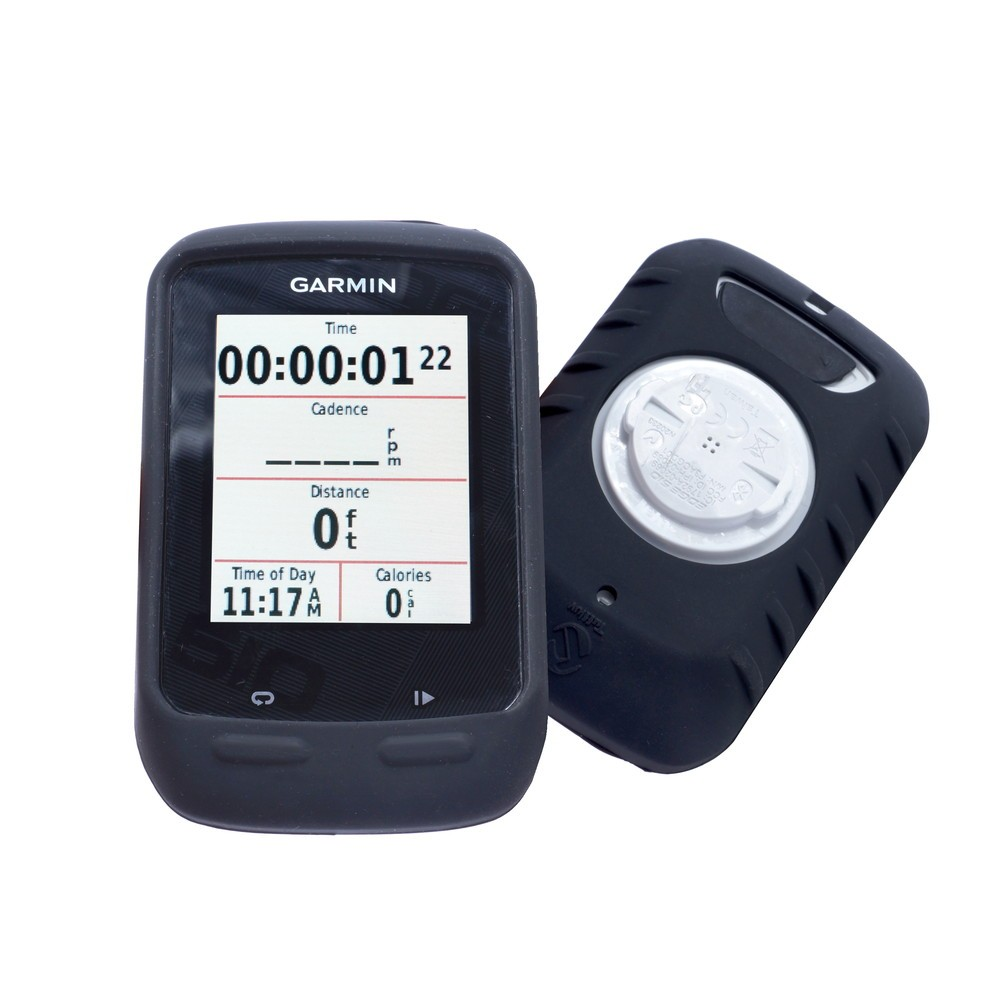 Tuff-Luv Silicona Gel Funda Cubierta para Garmin Edge 1000 510 Virb Elite HD