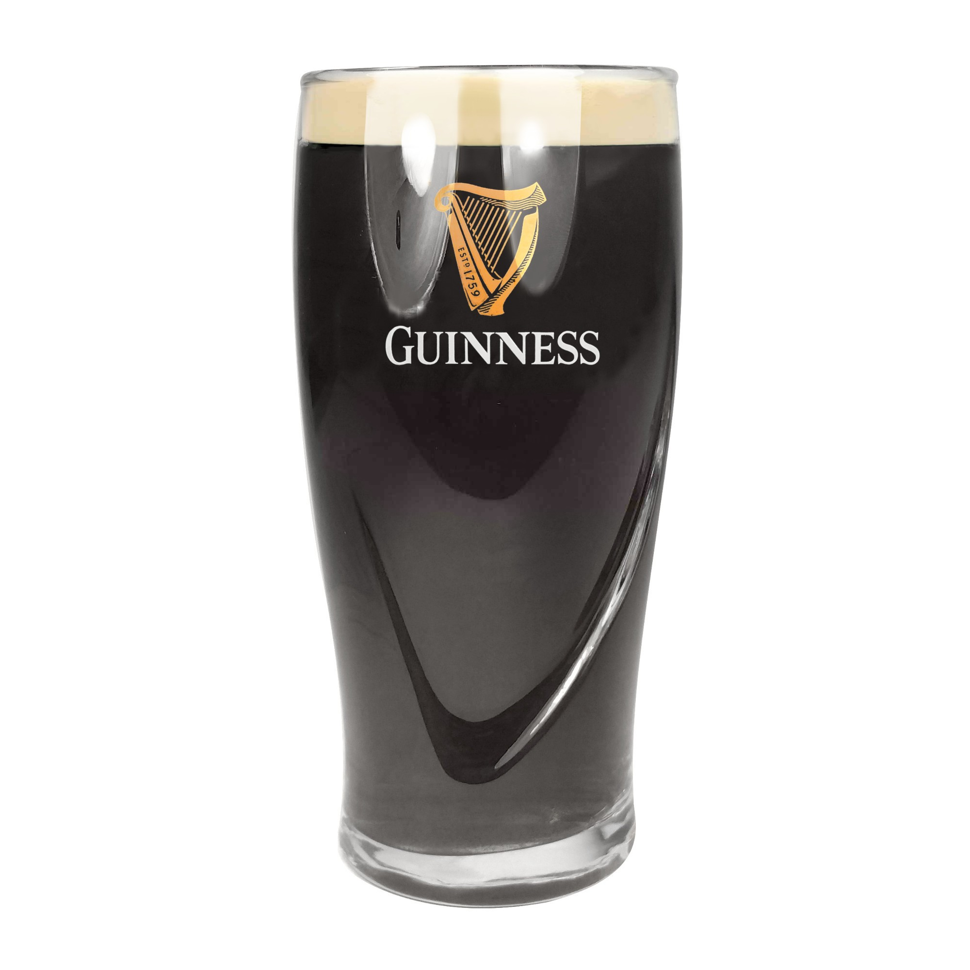 Oz Guinness Glass