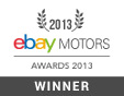 eBay Motors Winner