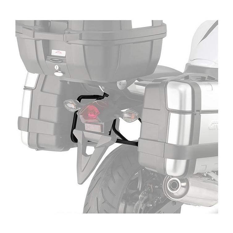 Givi Monokey Pannier Rack Honda NC700S and NC700X (12-13) (PL1111)