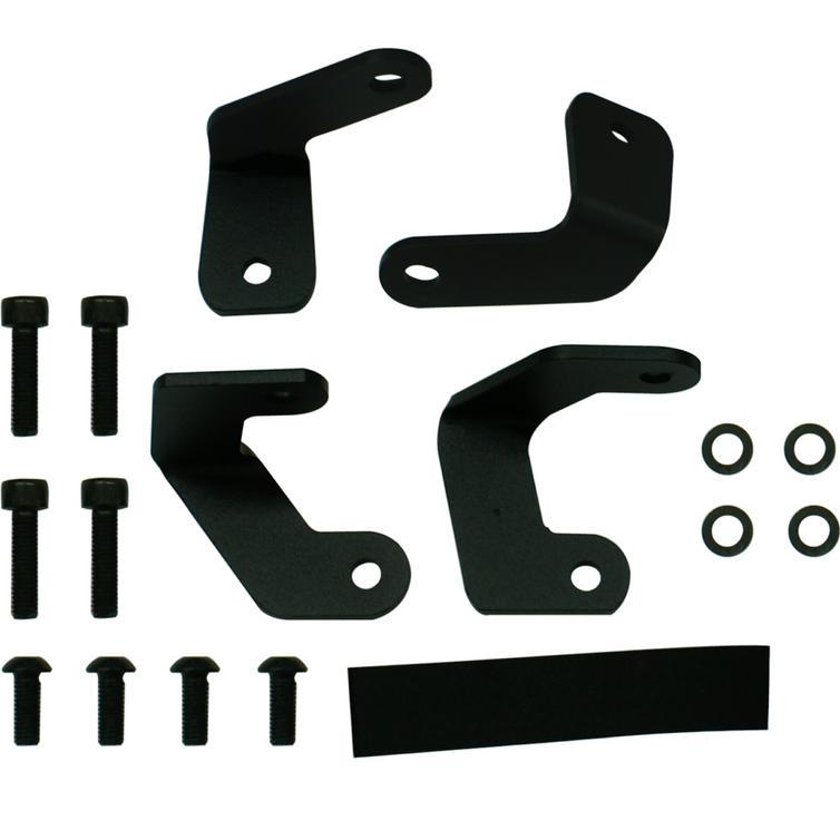 Givi Fitting Kit for PL1111 PLX1111 and TE1111 Pannier Racks Honda NC 700 S and X (1111KIT)