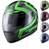 Shox Sniper Skar Motorcycle Helmet