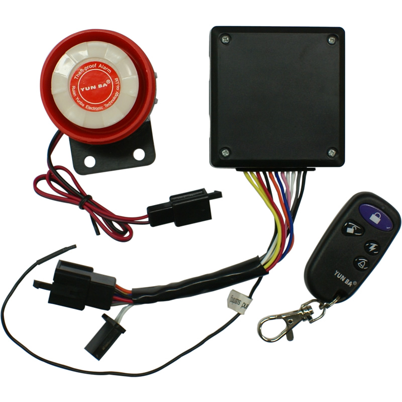 ATV Remote Cutoff System Alarm 1 yun ba atv remote cut off system alarm pit bike spares yun ba wiring diagram at crackthecode.co