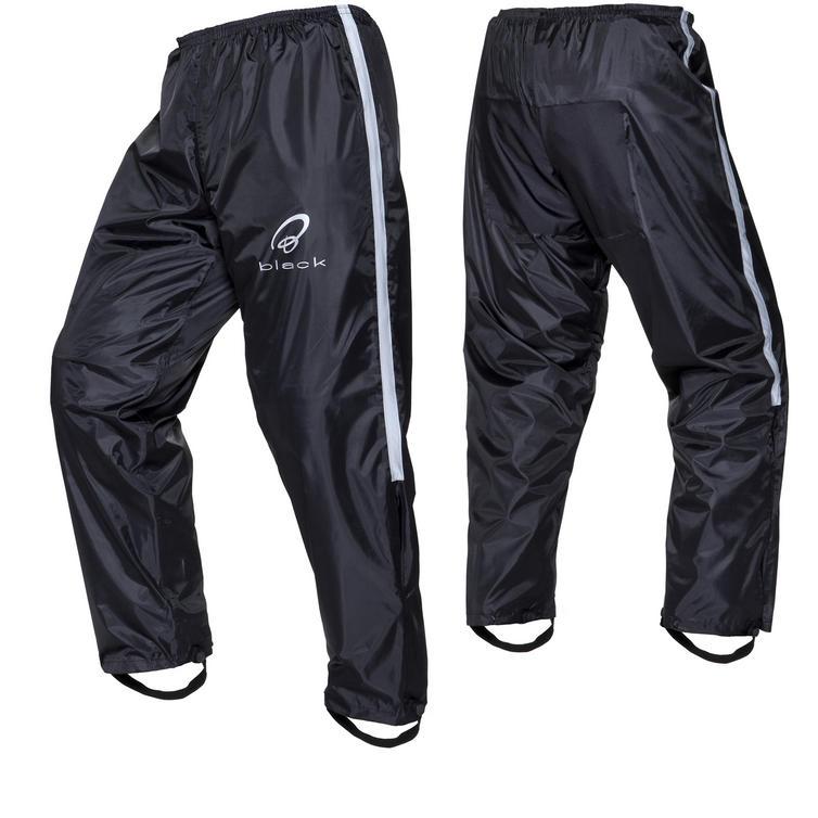 Black Spectre Waterproof Over Trousers