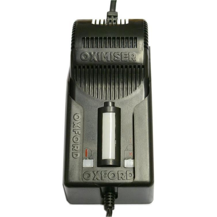 Oxford Oximiser 600 Battery Charger Maintenance