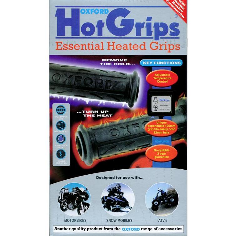 Oxford Hot Grips Essential Heated Grips
