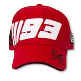 VR46 Marc Marquez Paddock Cap Red