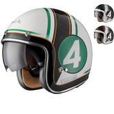 Black Striker Limited Edition Motorcycle Helmet