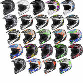 Shox MX-1 ACU Motocross Helmet