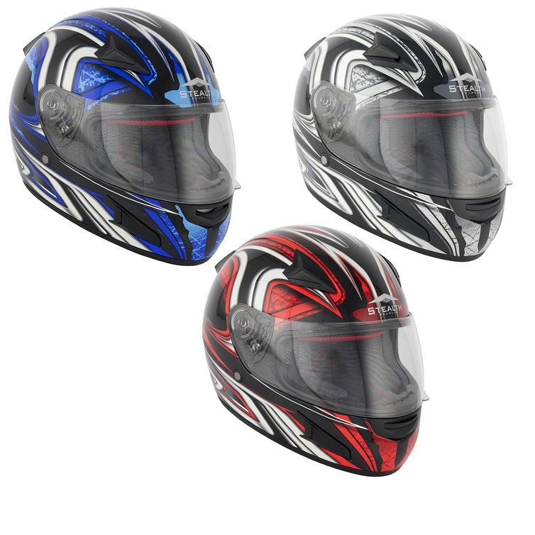 Stealth HD188 Daisho Motorcycle Helmet