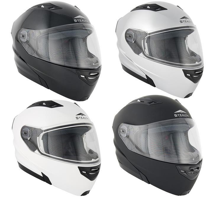 Stealth HD189 Flip Motorcycle Helmet