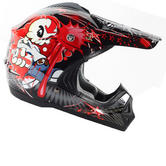 Stealth HD204 Tagg Kids Motocross Helmet