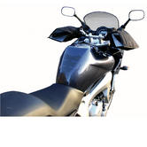 Bike-It Motorcycle Standard Bar Muffs