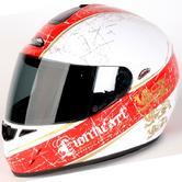 Nitro Lionheart Motorcycle Helmet