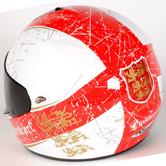 Nitro Racing England Helmet