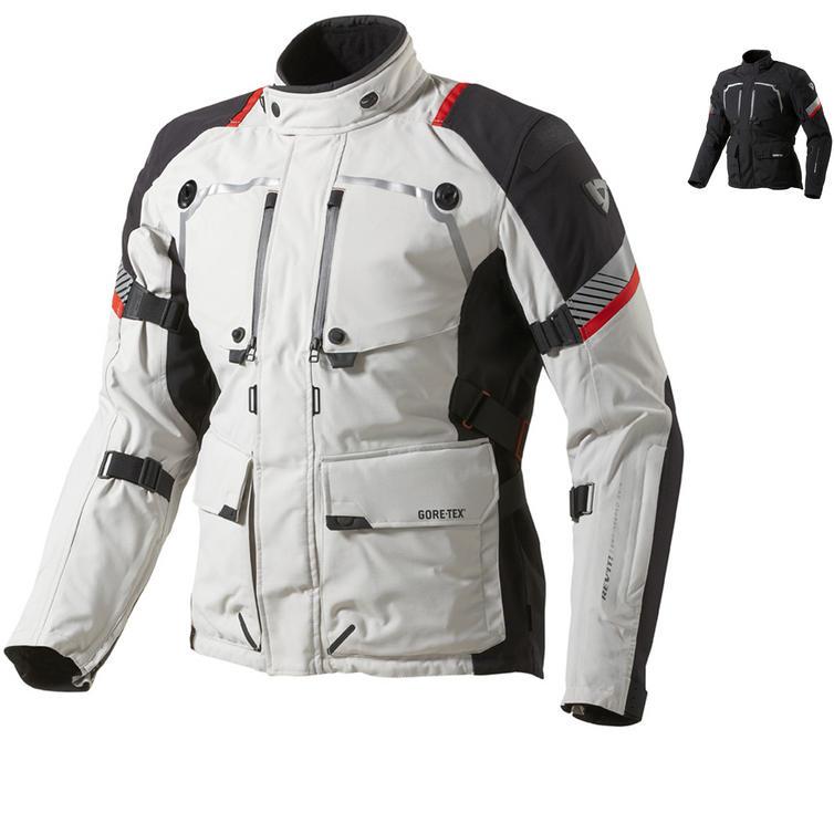 Rev'it Poseidon Gore-Tex GTX Motorcycle Jacket