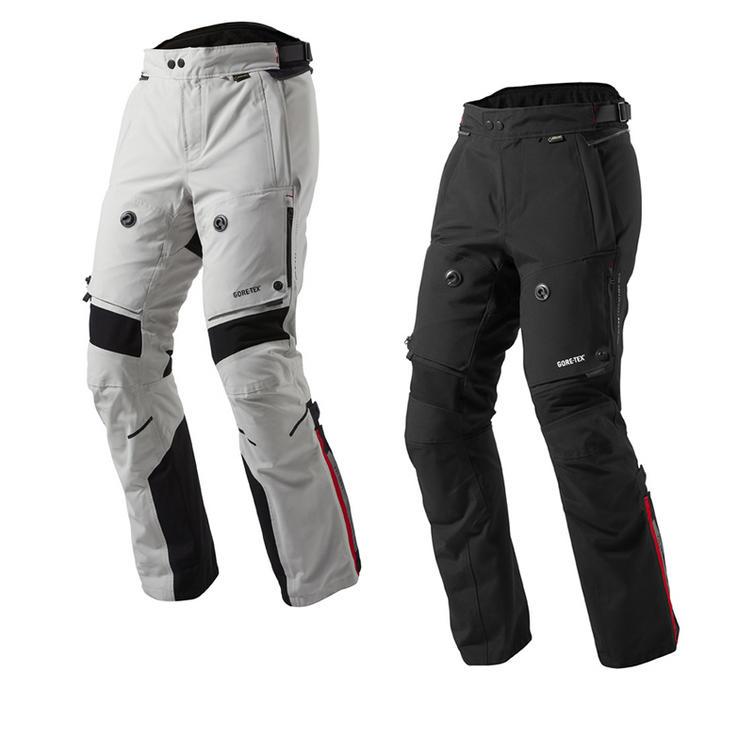 Rev'It Poseidon Gore Tex GTX Motorcycle Trousers