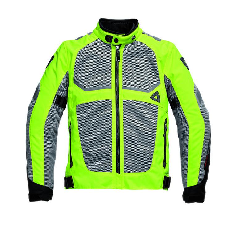 Rev'It Tornado HV Hi-Viz Motorcycle Jacket