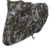 Oxford Aquatex Camo Small Motorcycle Cover (CV211)