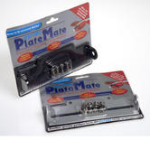 Oxford Plate Mate Numberplate Holder