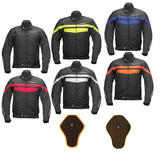 Spada Energy Motorcycle Jacket And Back Protector