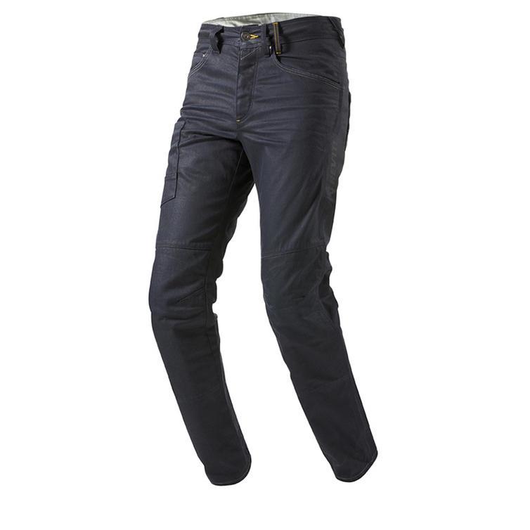 Rev'It Carnaby Solid Dark Blue Motorcycle Jeans