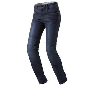 Rev'it Ladies Madison Medium Blue Motorcycle Jeans