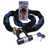 Oxford HD Heavy Duty Motorbike 1m Chain & Lock
