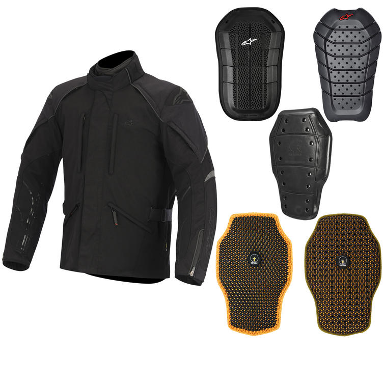 Alpinestars New Land Gore-Tex Motorcycle Jacket And Back Protector -  Alpinestars - Ghostbikes.com df525d2618