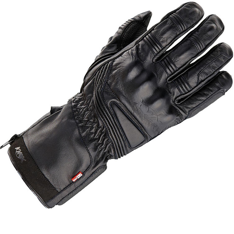 Knox Covert Leather Waterproof Motorcycle Gloves
