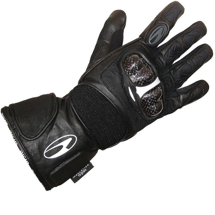 Richa Atlantic Leather Motorcycle Gloves