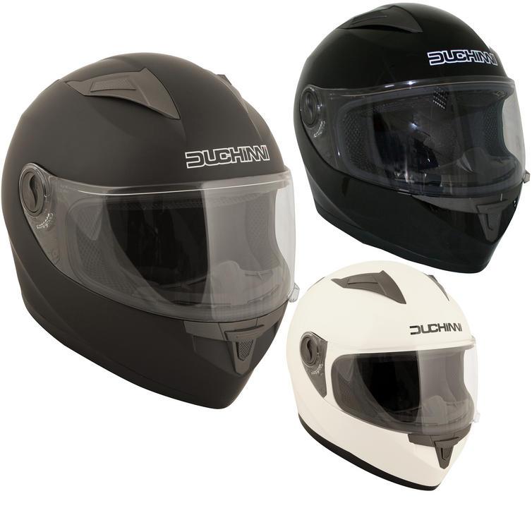 Duchinni D705 Plain Motorcycle Helmet