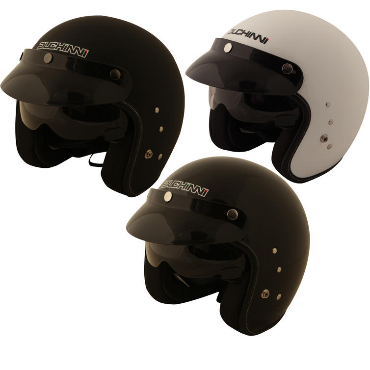 Duchinni D501 Open Face Motorcycle Helmet