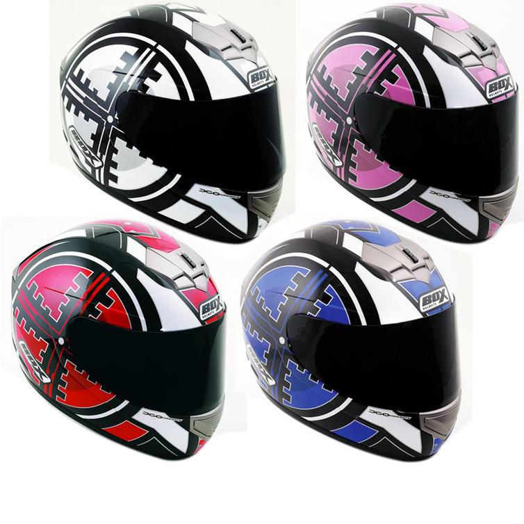 Box BX-1 Scope Motorcycle Helmet