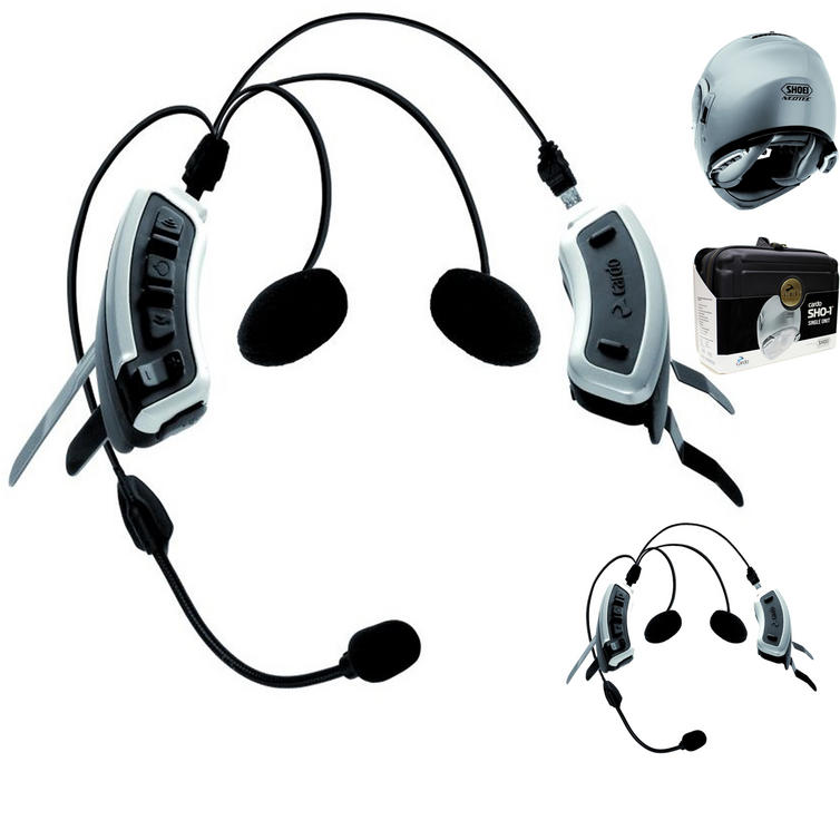 Shoei Cardo SHO-1 Intercom System Duo Unit
