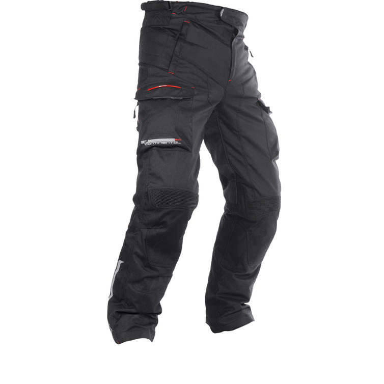 Oxford Continental 2.0 Short Leg Textile Motorcycle Trousers