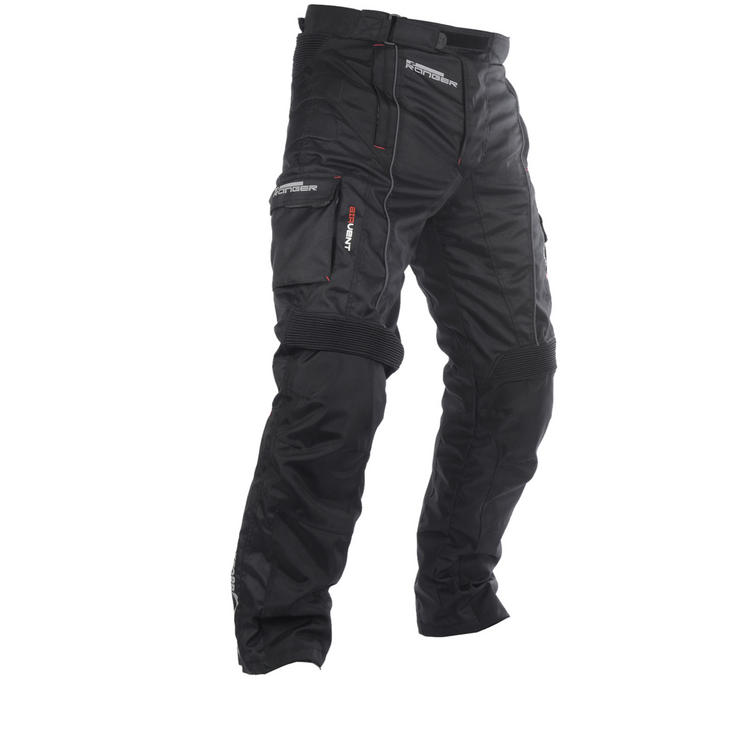 Oxford Ranger 2.0 Short Leg Textile Motorcycle Trousers