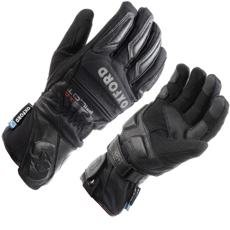 Oxford Pilot Motorcycle Gloves