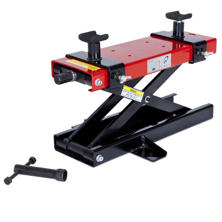 Black Pro Range Scissor Lift Stand (B5147)