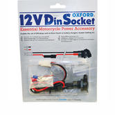 Oxford 12V Motorcycle Din Socket