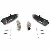 Scorpion Serket Taper Stainless Oval Exhaust - Kawasaki Z1000 2014 No Panniers Thumbnail 6